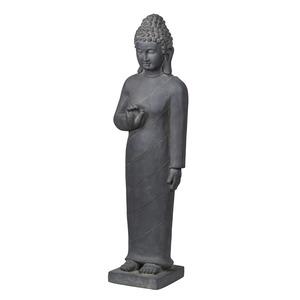 Statue de jardin Moine debout H 83 cm 398059