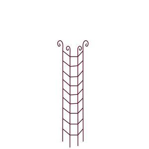 Colonne grimpante pour pot 120 cm 398178