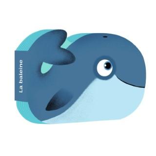 C'est la Baleine Comptines en Forme dès 1an Éditions Milan 398450