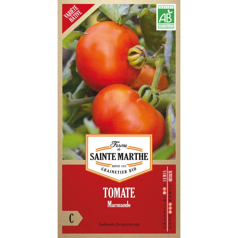MARMANDE FRENCH BIG tomate variété 50 graines