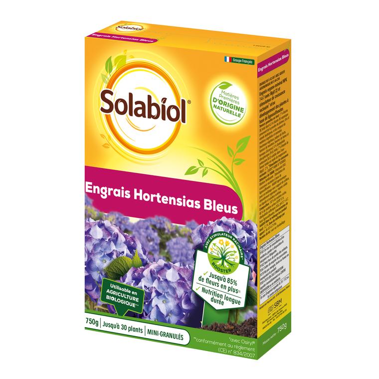 Engrais hortensia bleu 750 g 300432