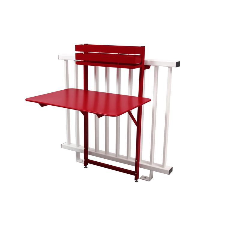 Table balcon pliante Bistro Urbain Piment 300988