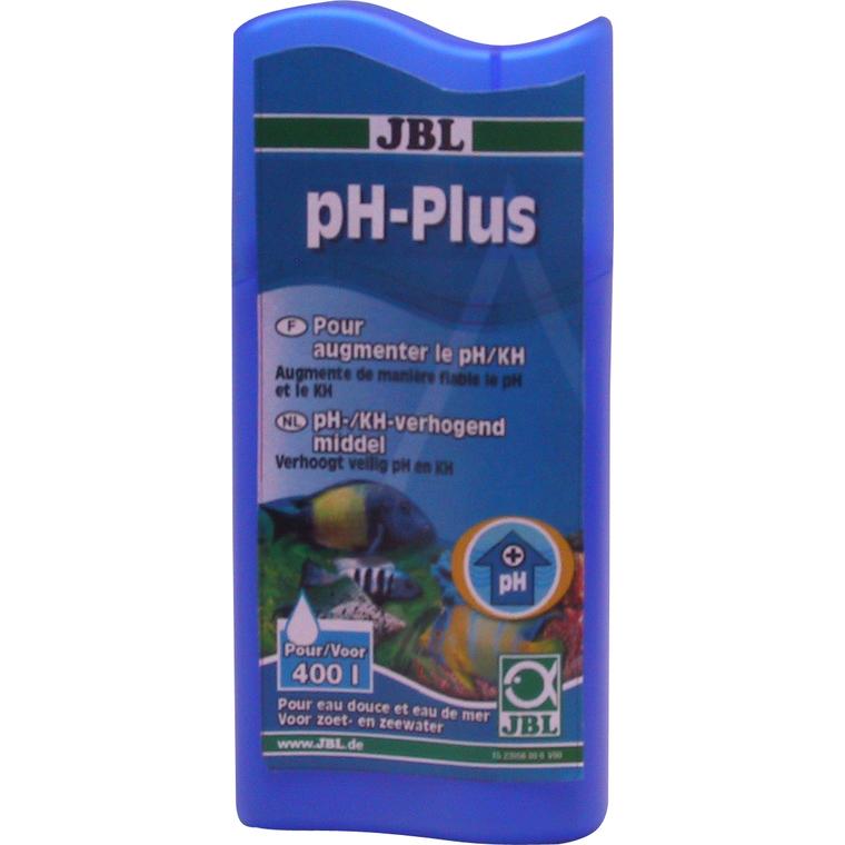 Conditionneur d'eau ph-plus Jbl bleu 100 ml 303389
