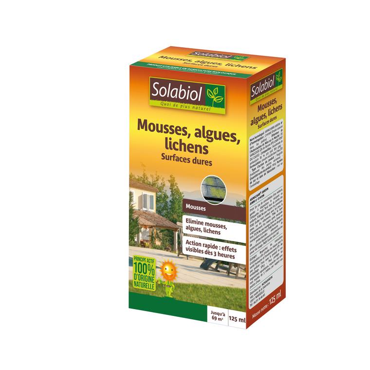 Anti-mousse surfaces dures concentré 125 ml