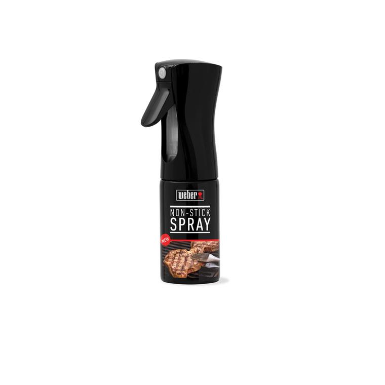 Huile anti-adhérente et protectrice pour grilles de cuisson Weber 300 ml 304604