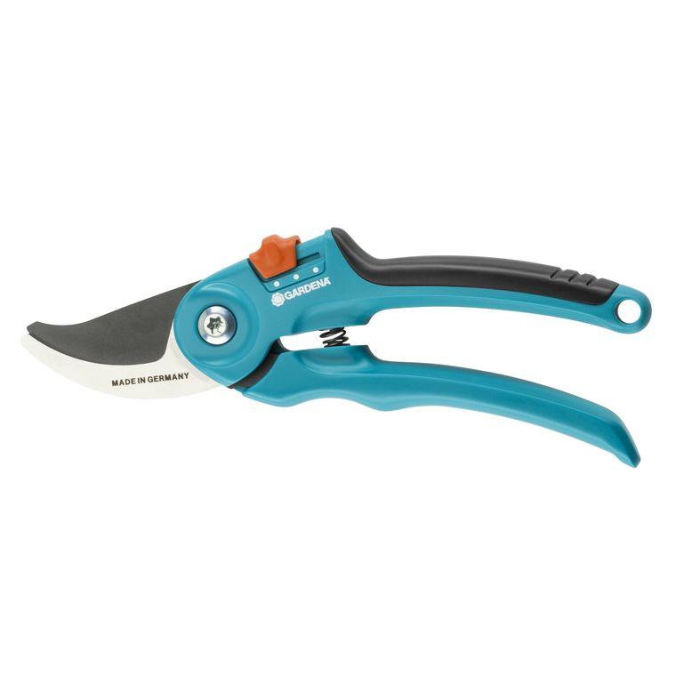 Sécateur ergonomique en acier galvanisé – bleu 306090