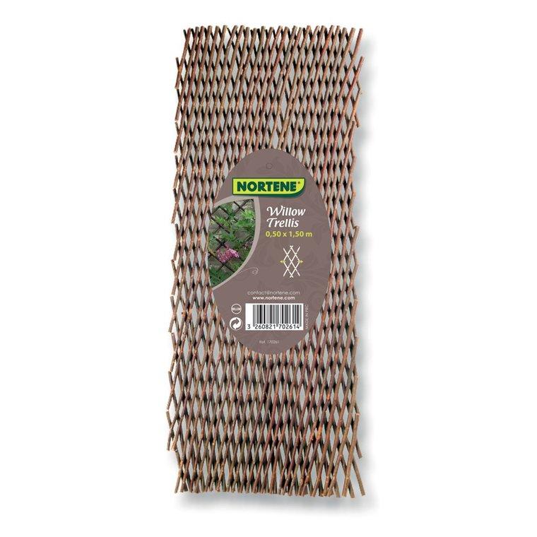 Treillis en osier Willow, 50 x 150 cm 308341