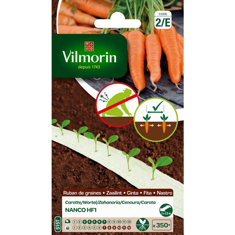 Ruban carotte nanco HF1 310104