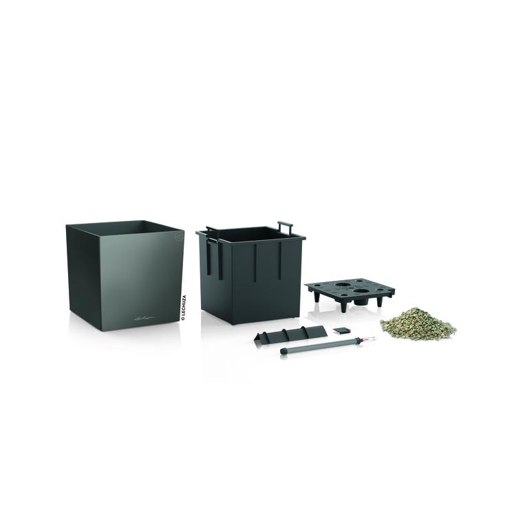 Cube Premium 30 Anthracite métaliis - kit complet 311546