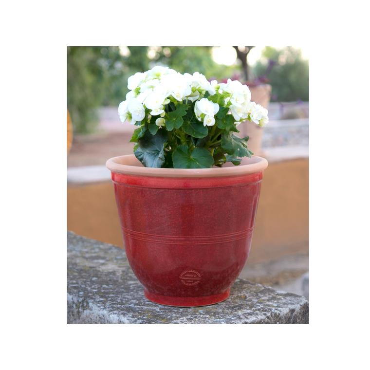 Pot Campana Rouge Candy en terre cuite – D30xH28 311597