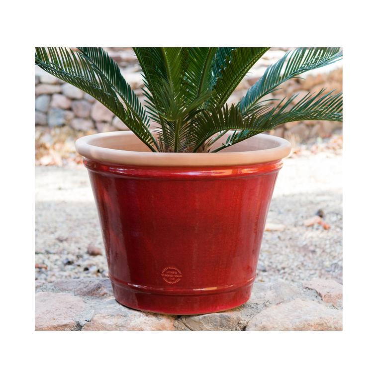 Pot Cocio Rouge Candy en terre cuite - D32 x H25 311600