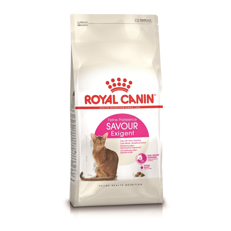 Croquette chat difficile 4kg chat Royal Canin 316016