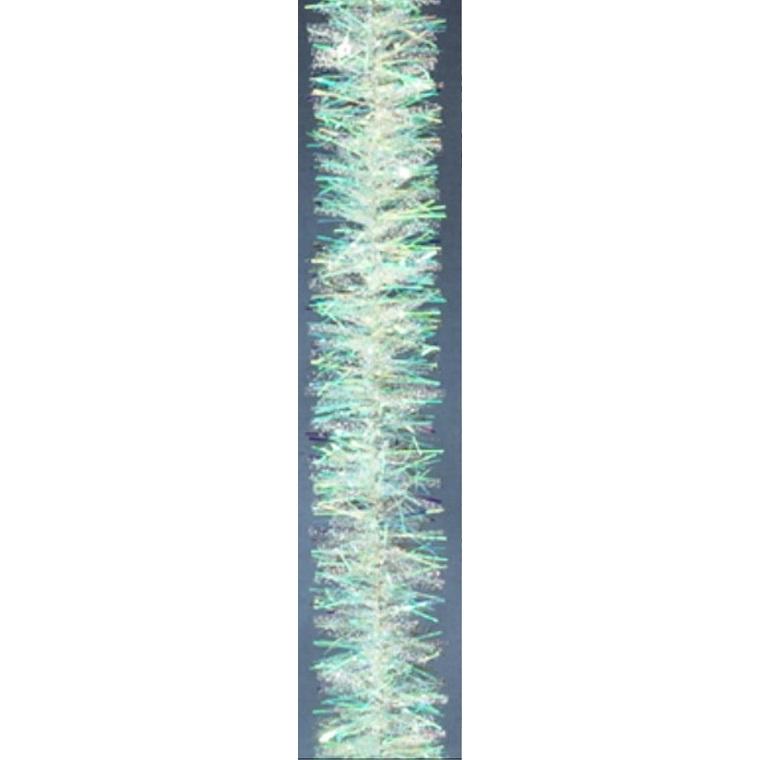 Guirlande à facettes transparente 317710