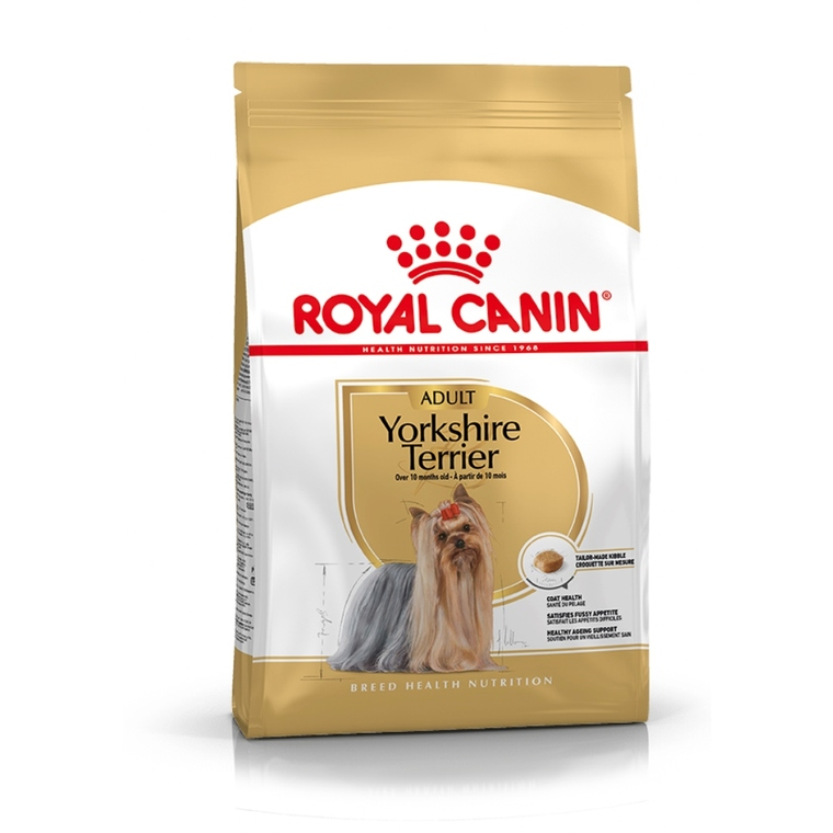 Croquette 1,5kg Yorkshire Terrier adulte Royal Canin