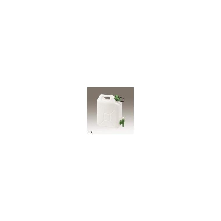 Jerrican alimentaire transparent extra fort – 10L