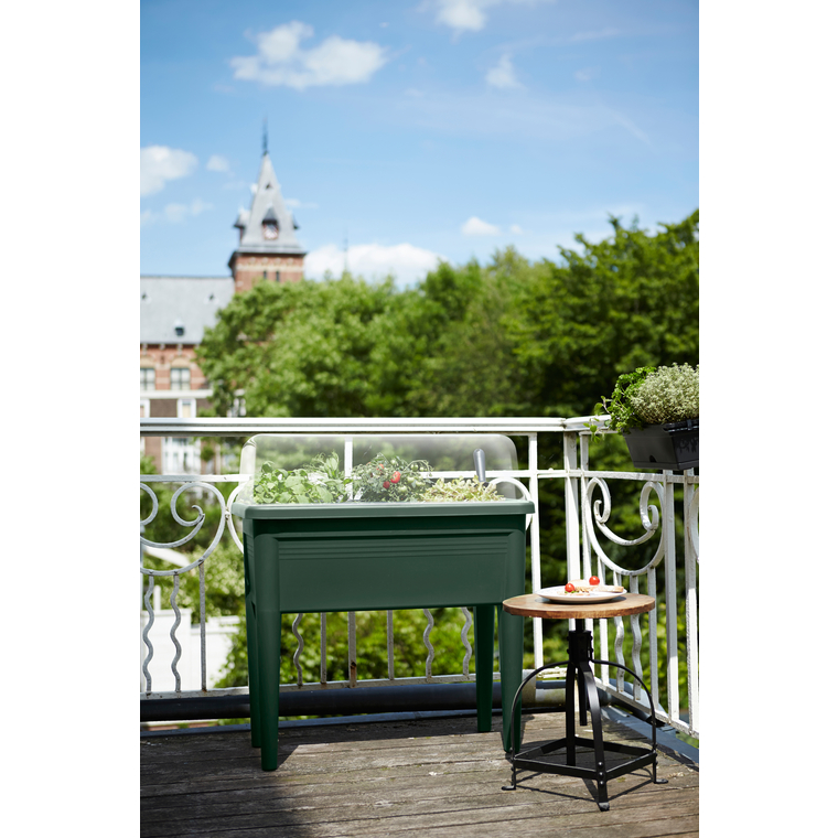 Table de Culture XXL Green Basics vert classique 321780