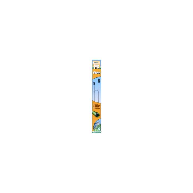 Brosse de nettoyage cleany Jbl verte pour pompe et filtre 160 cm 322954
