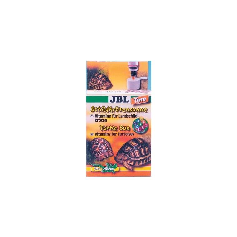 Complément alimentaire soleil orange pour tortue terrestre 10 ml 322961