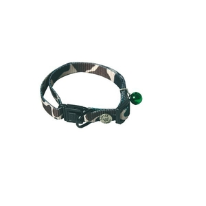 Collier chat Cat'mouflage 10mm - 25/35 cm