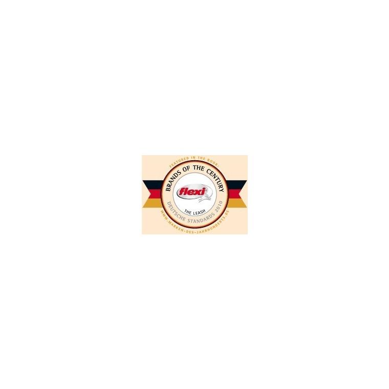 Laisse enrouleur Flexi Classic Compact 1 rouge 5 m 324251