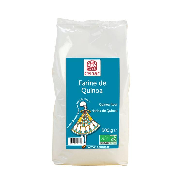 Farine de quinoa CELNAT 356897