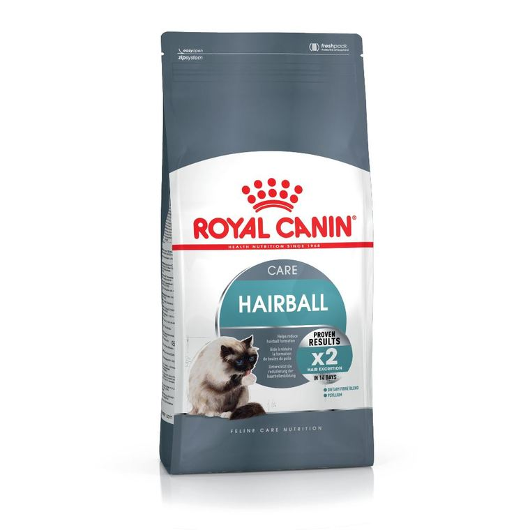 Croquettes Royal Canin Hairball care 400 g 330381