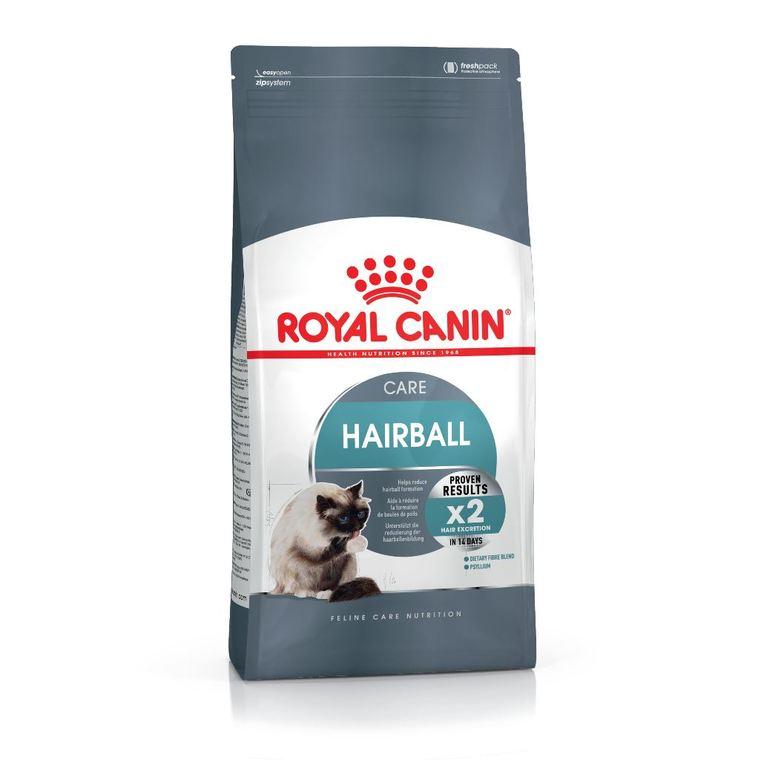 Croquette 2kg boules poil Royal Canin 330382
