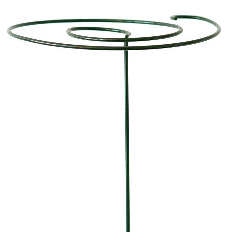 Tuteur spiral en acier, 80 x 40 cm 331219