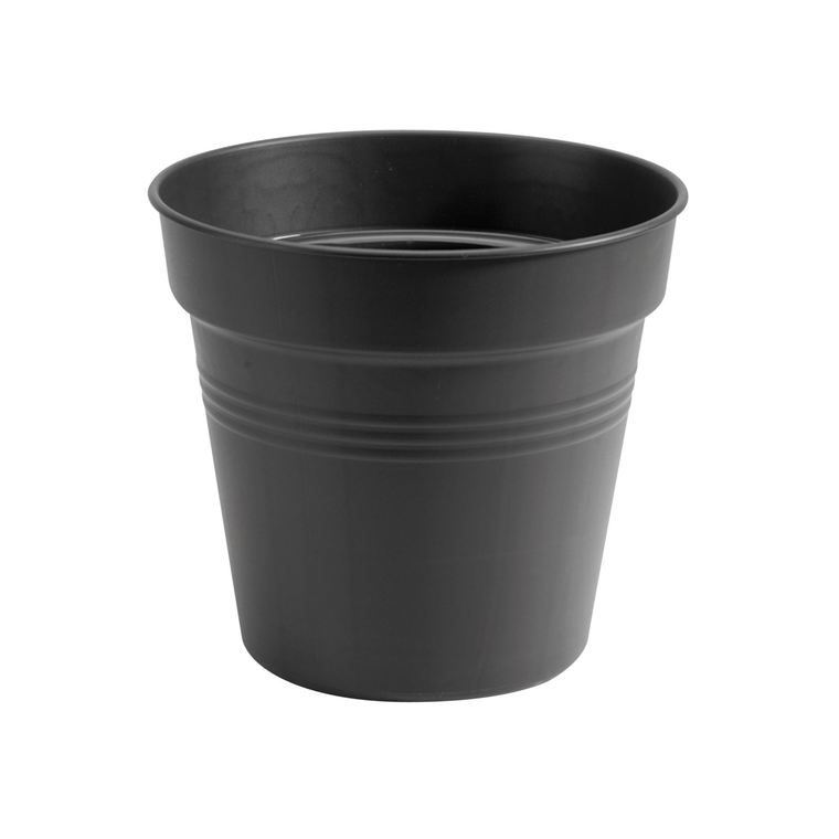 Pot 15cm Green Basics Elho noir 33247