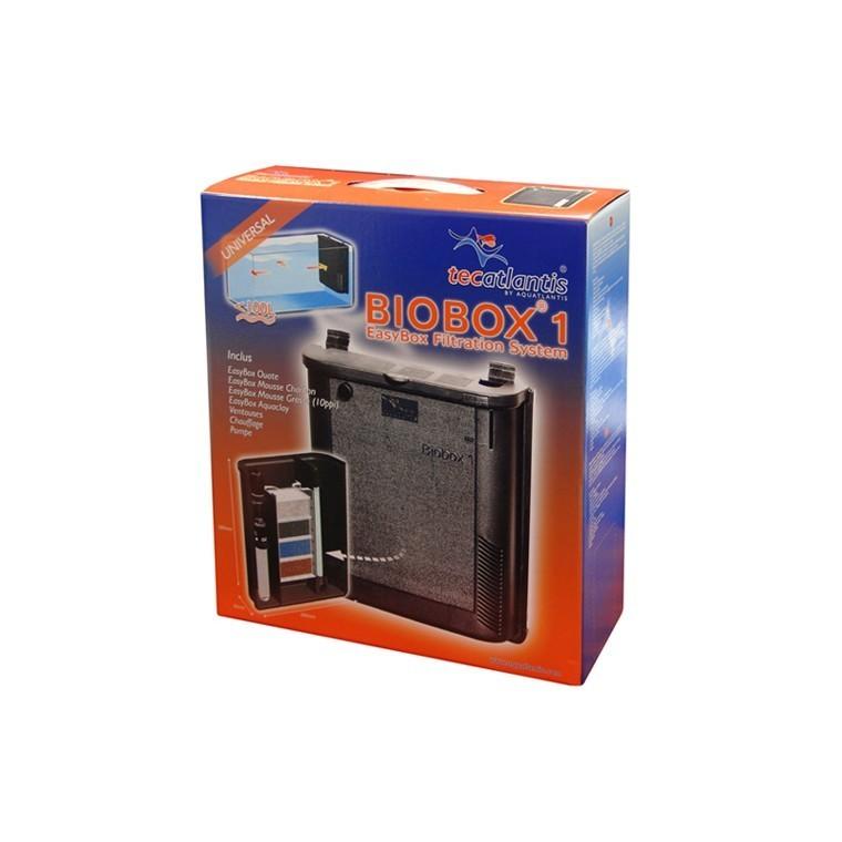 Filtre aquarium interieur Biobox N° 1 équipé 33443