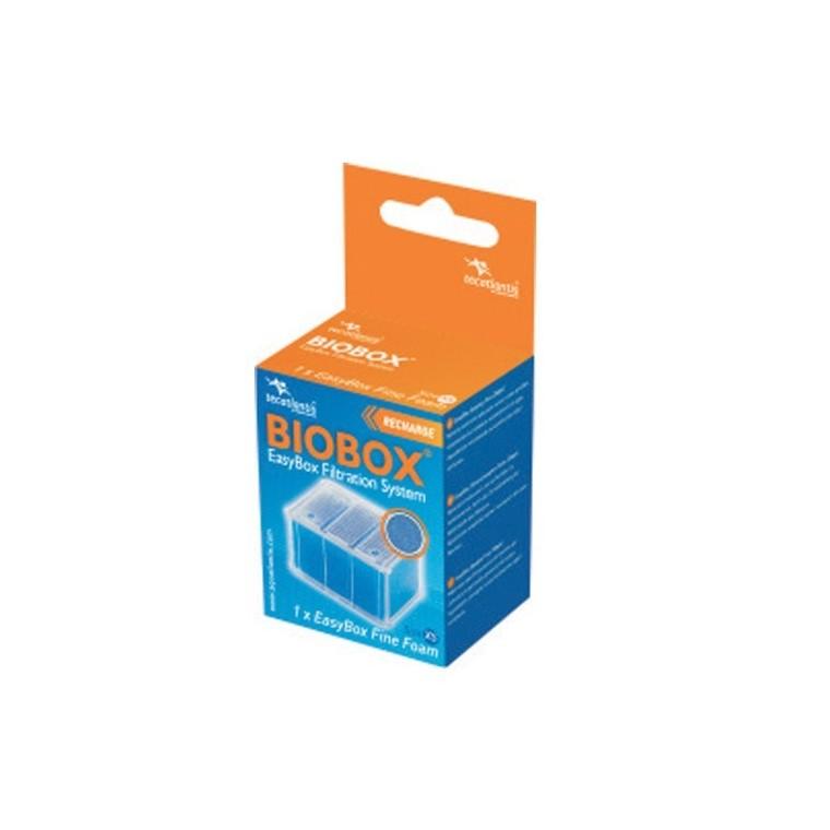 Easybox Fine Mousse XS 30PPI Aquatlantis 33469