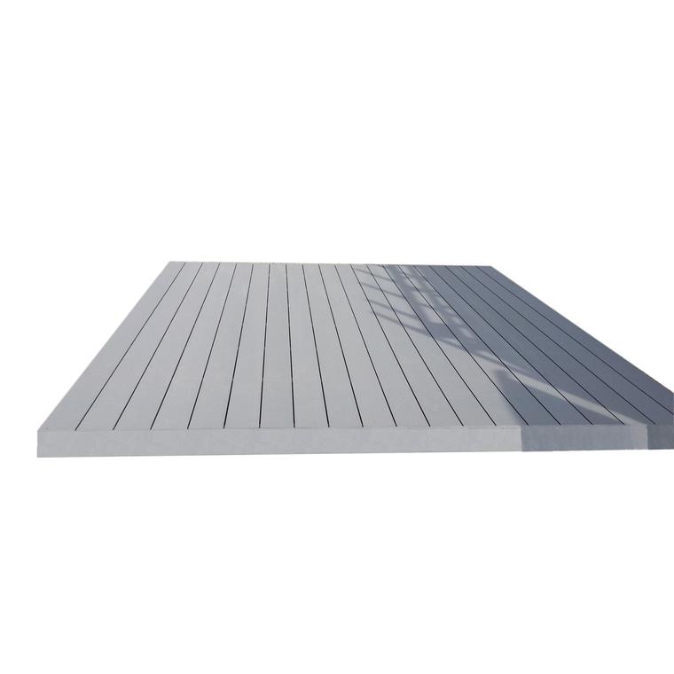 Option plancher terrasse composite 25 m² pour Abri Antibes 334816