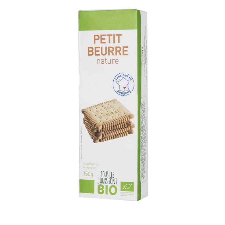 Petit-beurre nature Bio 334832