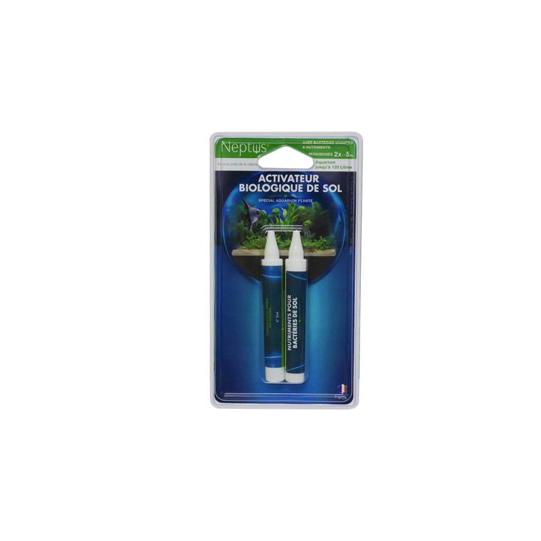 Activateur biologique de sol - 2 ampoules de 5 ml NEPTUS 335095