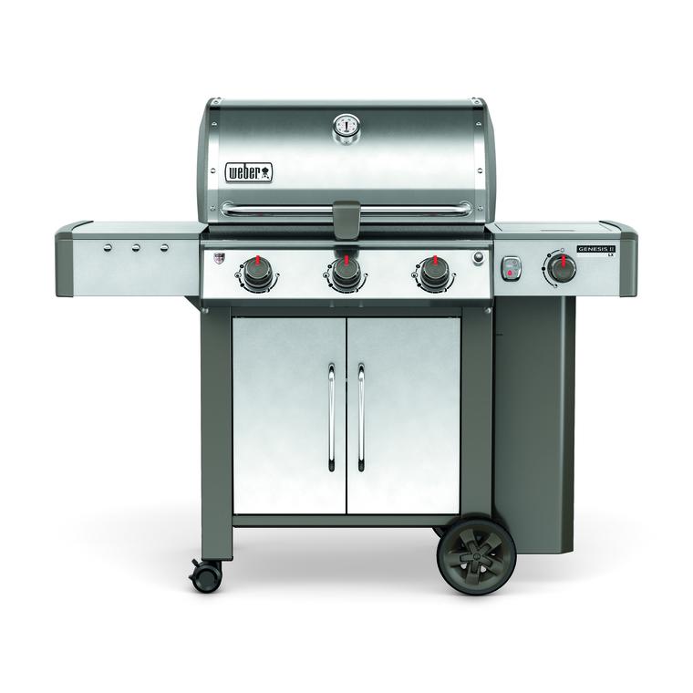 Barbecue Weber Genesis LX S340 GBS inox