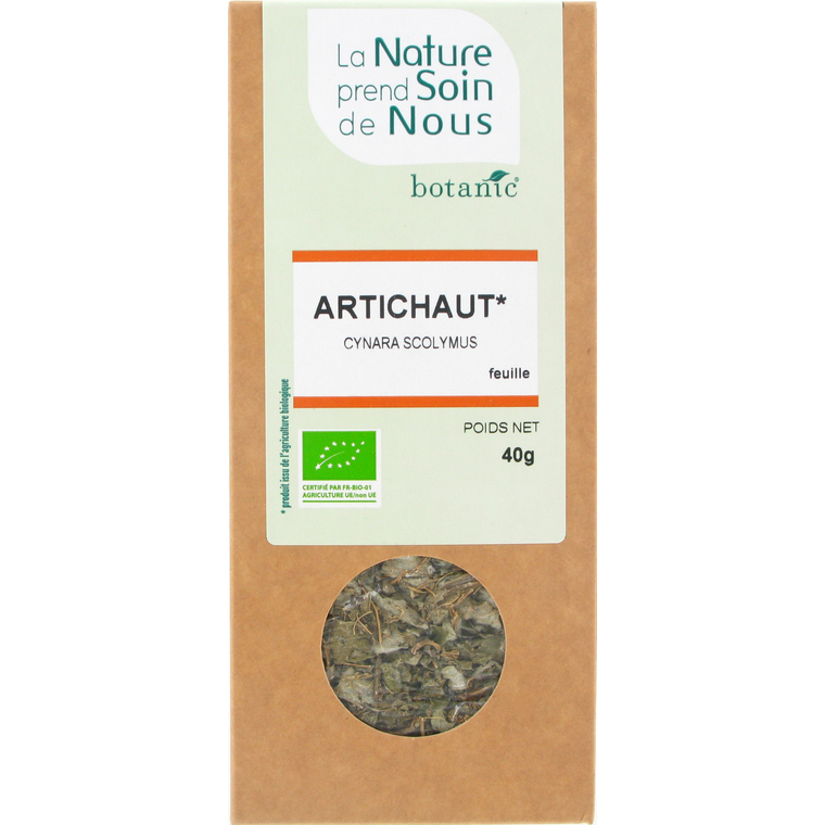 Artichaut feuille pour infusion 335530