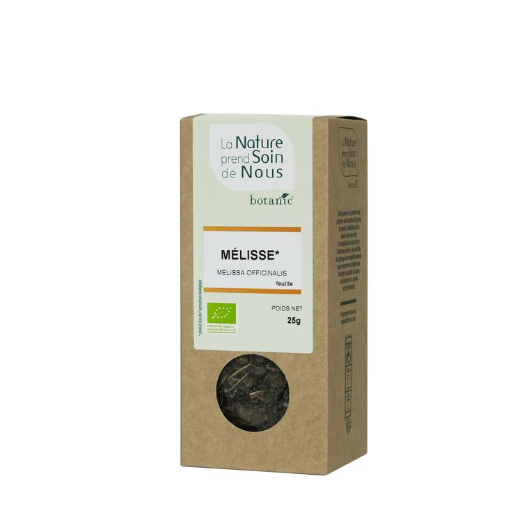 Mélisse feuille pour infusion 335550