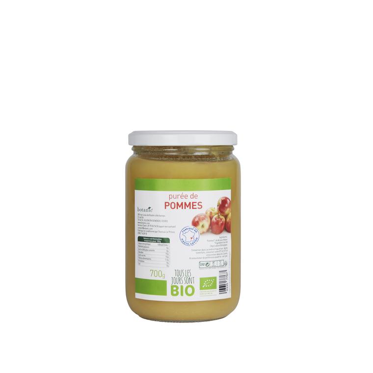 Purée de pomme Bio 700 g 335776