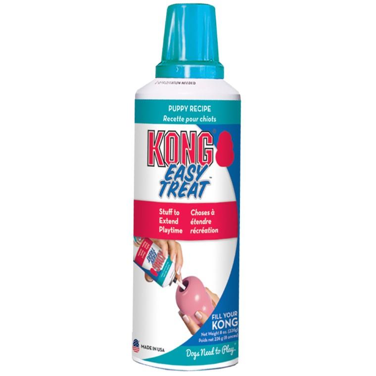 Pâte appétante Stuff Spray pour jouet chiot Kong
