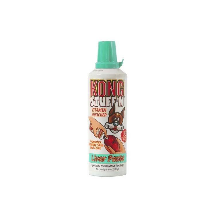 Spray pâte appétante Stuff pour jouet chiot Kong 33725