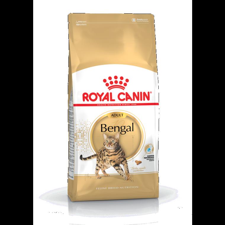 Croquettes pour chat Bengal adulte Royal Canin - 2 kg 337737