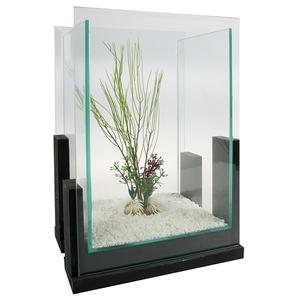 Aquarium deco bamboo style S