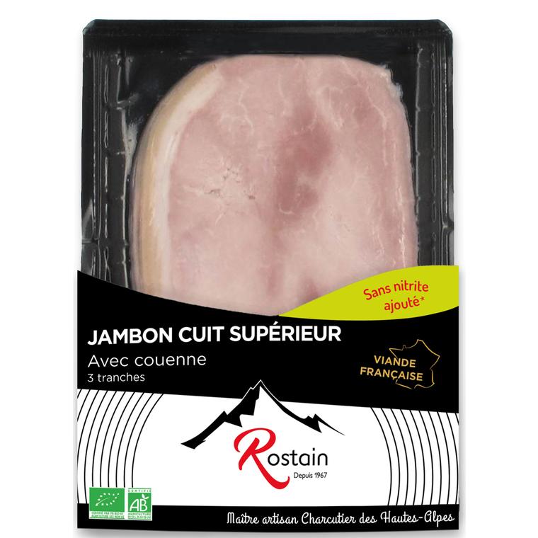 Jambon cuit supérieur AC 135 g 341532