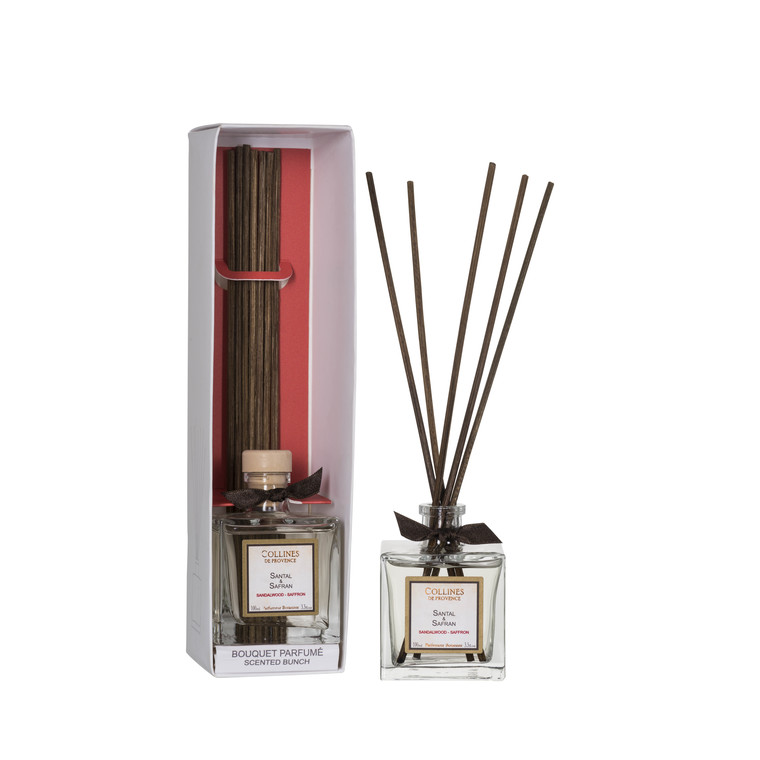 Bouquet parfumé 100 ml Santal Safran 341612