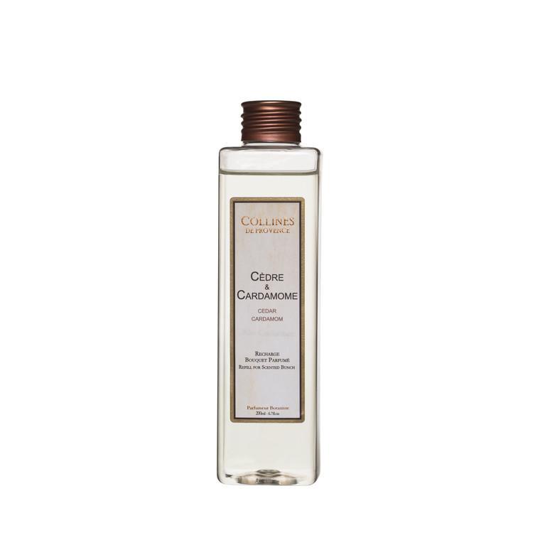 Recharge Bouquet parfumé 200 ml Cèdre cardamome 341615