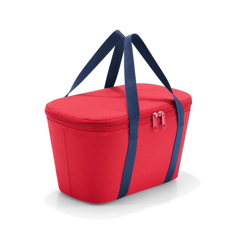 Sac isotherme Coolerbag petit modèle rouge 27,5x15,5x12 cm 342359