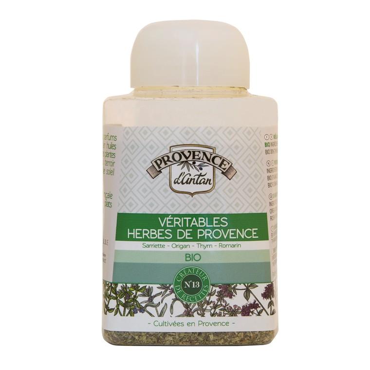 Mélange de véritables herbes originaires de Provence bio 100 g 342722
