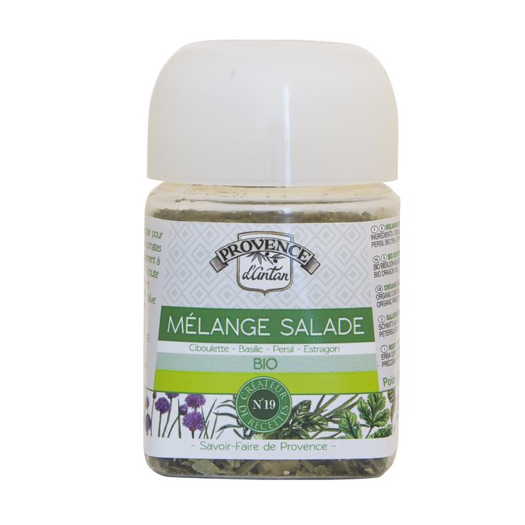 Recharge de mélange pour salade bio 8 g 342729