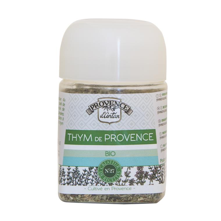 Recharge de thym originaire de Provence bio 20 g 342735