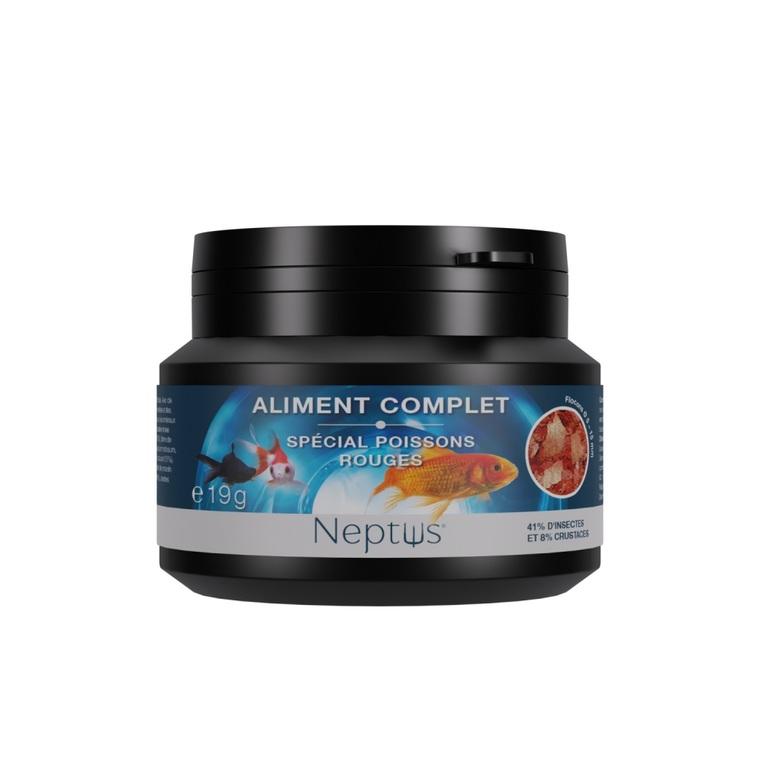Aliment complet (flocons) pour poissons rouges - Boîte 100 ml 342995